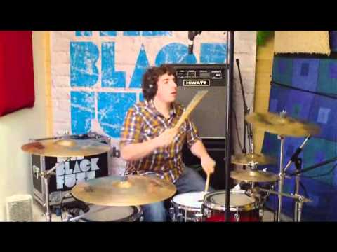 Like Eating Glass - Bloc Party Drum Cover