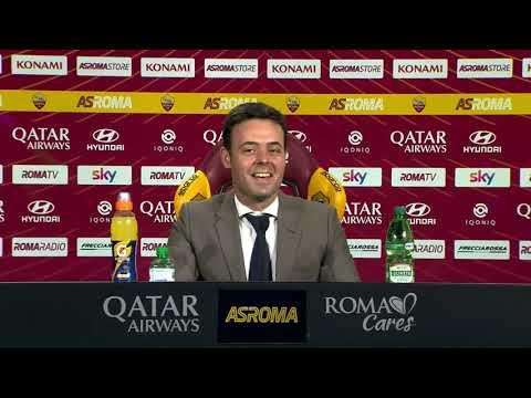 VIDEO - Tiago Pinto si presenta: