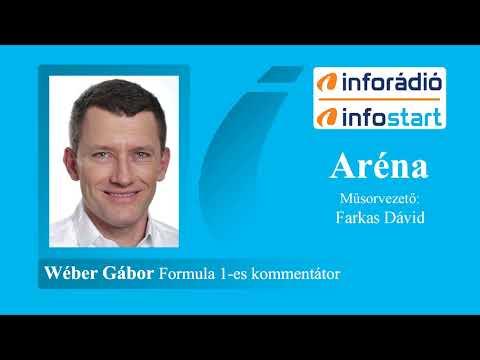 InfoRádió - Aréna - Wéber Gábor - 2020.07.02.
