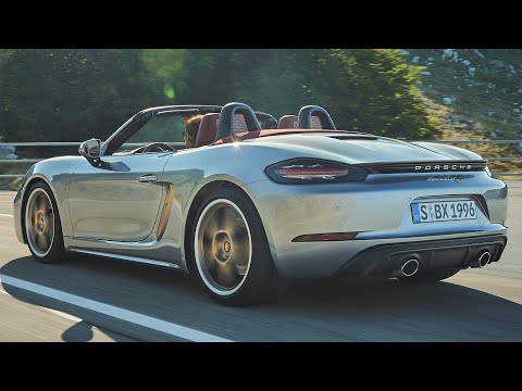 YIL Model 2021 Porsche Boxster 25 Years – Limited-Edition Sports Car Teknik ve Özellikleri