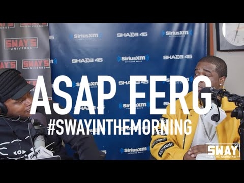 ASAP Ferg Freestyles Live & Shares Stories About Madonna, Missy, Timbaland & Jay Z