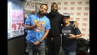 James Harden Opens Up About Losing MVP, Talks JH-Town Weekend, Title Chase + More!