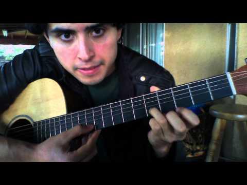 Eso y Mas - Joan Sebastian Leccion de Guitarra / Guitar Lesson Tutorial (como tocar)