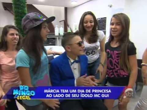 Baixar Domingo Legal (8/12/13) - MC Gui realiza sonho de fã em: A Princesa e o Plebeu