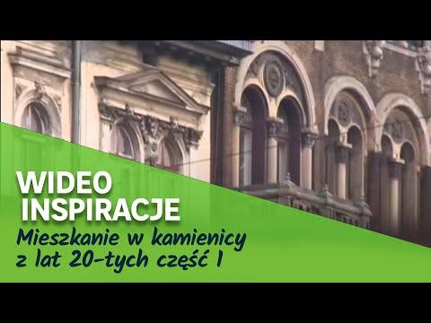 Mieszkanie w kamienicy z lat 20-tych część 1 (wideo)