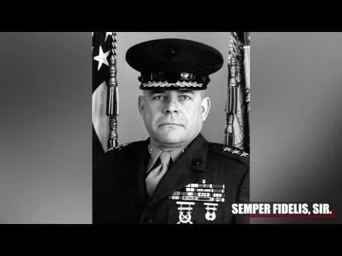 Lt. Gen. Martin L. Brandtner Laid to Rest