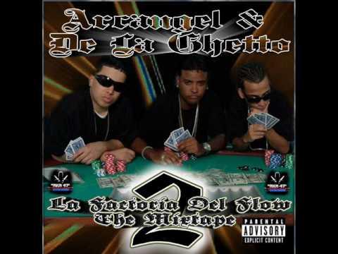 arcangel ft de la ghetto - me he enamorado de ti remix