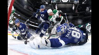 Reviewing Fantastic Game 6 Between Lightning and Stars