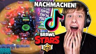 PUUKI macht BRAWL STARS TIK TOKS nach! • Brawl Stars deutsch