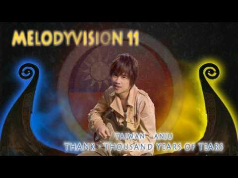 MelodyVision 11 - TAIWAN - Tank 呂建中 -