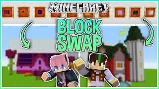 Minecraft Block Swap with @LDShadowLady