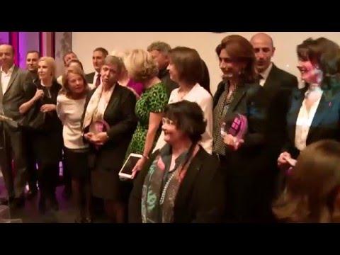 Cyrus Conseil partenaire du Prix de la Femme d'influence 2015