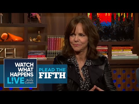 Sally Field On Dating Johnny Carson And 'Losing Her Mind' | Plead The Fifth | WWHL