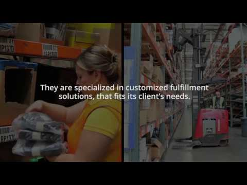 Shipfusion a company that provides fulfillment infrastructure for online retailers