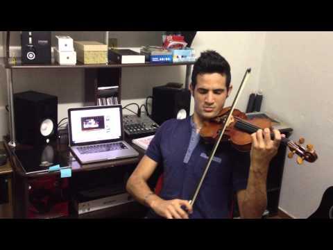 Baixar 93 million miles Jason Mraz  ( Violino Solo - Raphael Batista )