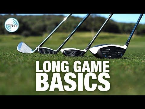 Beginner Golf - Long Game Basics | Me And My Golf