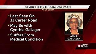 Silver Alert Woman Missing