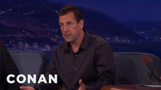 Adam Sandler: Dustin Hoffman Accidentally Snubbed Daniel Day-Lewis  - CONAN on TBS