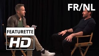 Eddie the Eagle - Ryan Reynolds Interviews Hugh Jackman [HD]
