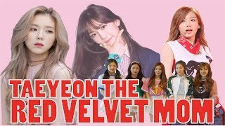 [ENG] Taeyeon is Red Velvet's Mom