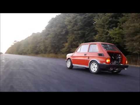 Fiat 126p 2332cc test