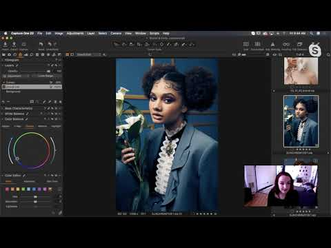 Capture One 20 | Quick Live : Edit with Brandi Nicole & Emily Teague