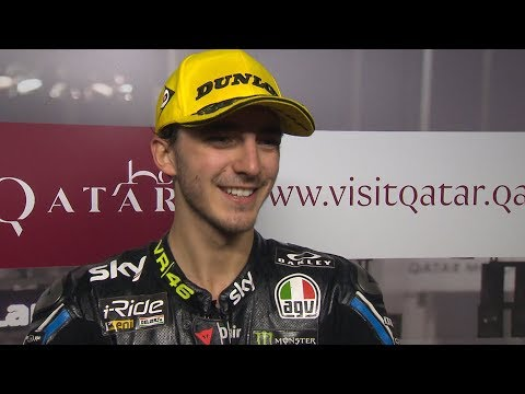 "Bagnaia: ""We've been working on race pace and it worked!"""