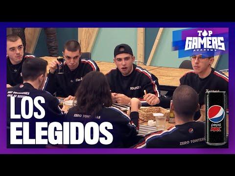 La CENA de los ELEGIDOS   TOP GAMERS ACADEMY