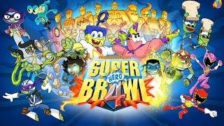 Games: Super Brawl 4