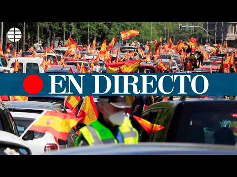 DIRECTO MADRID | Protestas de los conductores contra el estado de alarma