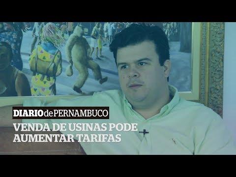 Fernando Bezerra Coelho Filho (PSB) fala sobre a Chesf e biocombustíveis