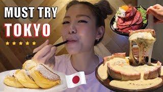 Must Try Food in Tokyo | Japan 2018