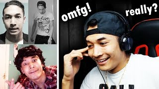 REACTING TO MY OLD VIDEOS! - James Shrestha