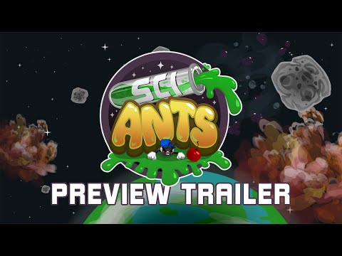 SciAnts Trailer (Out March 8 for Android Devices)