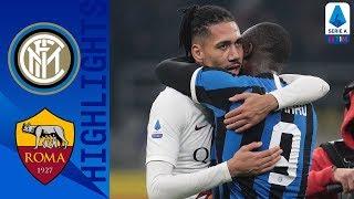 Inter 0-0 Roma   Inter's Winning Streak ends in Goalless Draw   Serie A
