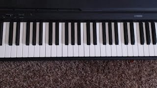 Logic- Man of The Year (Piano Tutorial) easy