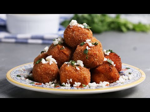 Crispy Chipotle Rice Balls ? Tasty Recipes