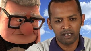 Pixar's Up: Drunk Guys Watch The Opening Scene For The First Time