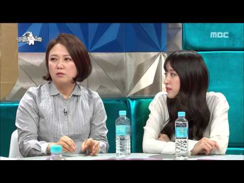 [RADIO STAR] 라디오스타 - Kim Sook, the story of 'A Family with many daughters'  20160113
