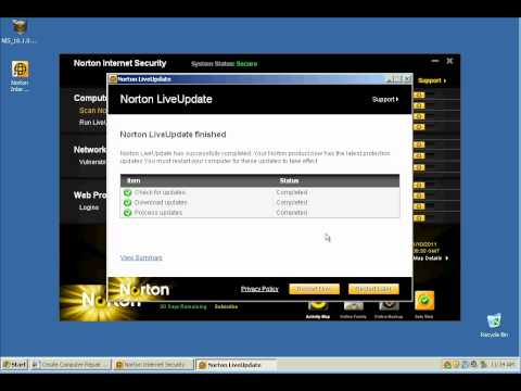 How to Install & Configure Norton Internet Security