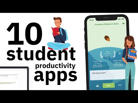 Top 10 Student Productivity Apps for 2022