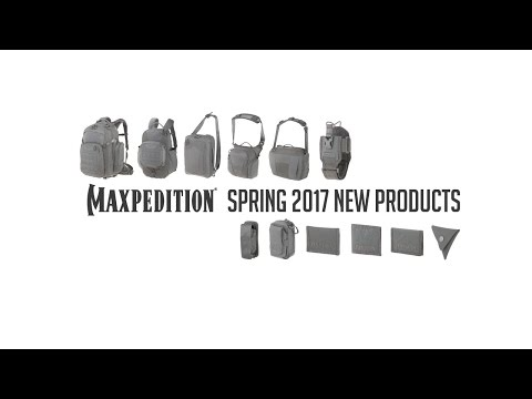 Maxpedition Spring 2017 Product Launch