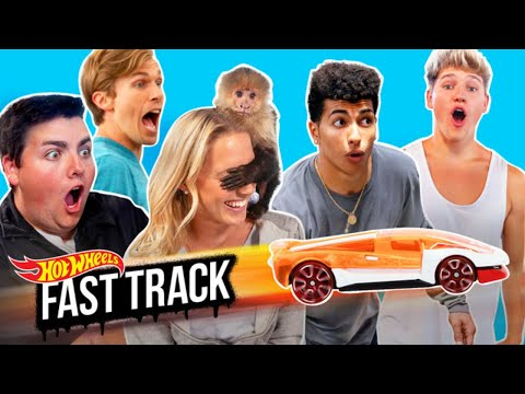 Hot Wheels does WHAT?!?