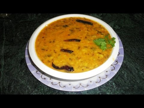 How To Cook Easy Methi Dal (మెంతి కూర పప్పు) मेथी दIल  .:: By Attamma TV ::. - Smashpipe Food