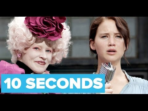 'The Hunger Games' in 10 Seconds