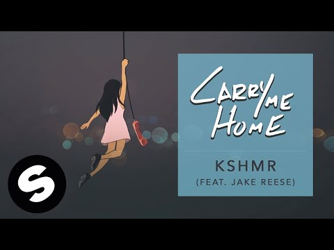 KSHMR - Carry Me Home (feat. Jake Reese) [Official Lyric Video]