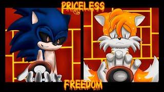 S-Sonic?   Sonic EXE: Eye of Three   Gacha Life Animation