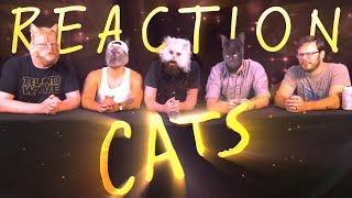 CATS - Official Trailer REACTION!!