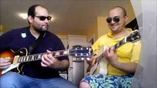 Balkan Guitar Stars-Tihol Mutafov And Zlatko Burov - Rachenica