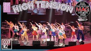 200309 BNK48 Sembatsu - High Tension @ The Guitar Mag Awards 2020 [Overall Fancam 4K60p]